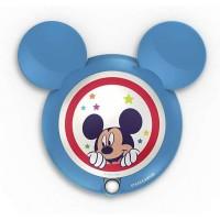 Φωτιστικό Νυκτός με Αισθητηρα Κιν. Mickey Mouse Disney 71766/30/16